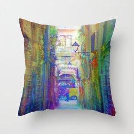 20180204 Throw Pillow