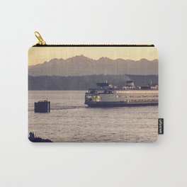 Puget Sound Ferry Carry-All Pouch