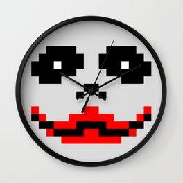 Joker 8bit Wall Clock