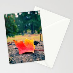 Autumn details Stationery Cards