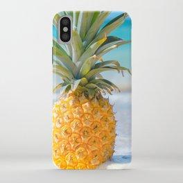 Aloha Pineapple Beach Kanahā Maui Hawaii iPhone Case