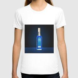 blue bottle T-shirt