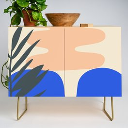 Shape study #14 - Stackable Collection Credenza