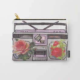Mixed Tape Carry-All Pouch