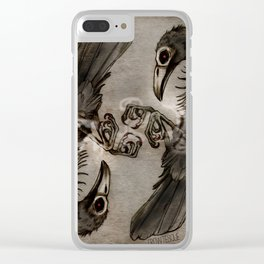 Better off Dead Clear iPhone Case