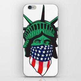 Statue of Liberty USA iPhone Skin