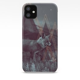 In Wildness | Fox iPhone Case