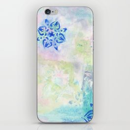 Paisley Voltaire iPhone Skin