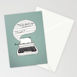 PERKS OF BEING A WALLFLOWER. Stationery Cards