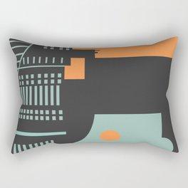 Jazz Man Rectangular Pillow