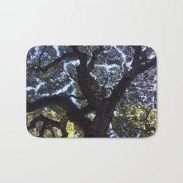 Hawaiian Tree Bath Mat
