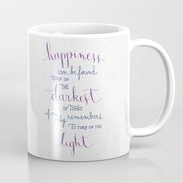 Happiness can be found Coffee Mug