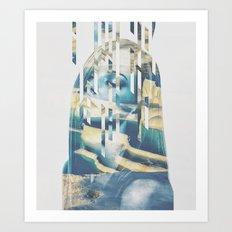 feels Art Print