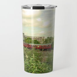 Flying Scotsman at Bristol Temple Meads Travel Mug