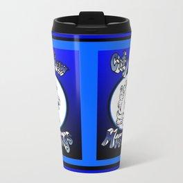 Mustangs Travel Mug