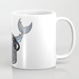 Circling the Lobster Pot Coffee Mug