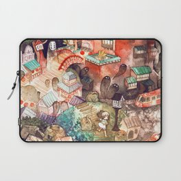 Spirited Away Laptop Sleeve