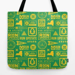 Run Upstate Tote Bag