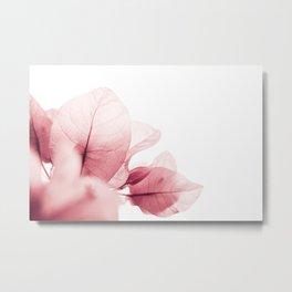 Flowers flash Metal Print