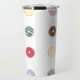Donut Worry Travel Mug