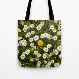 Wonderful spring flowers. Tote Bag