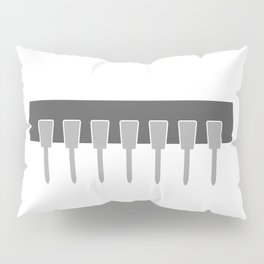 IC dip package Pillow Sham