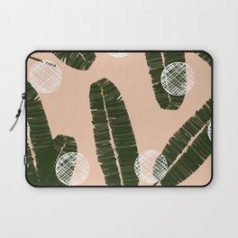 Palms & Dots #society6 #decor #buyart Laptop Sleeve