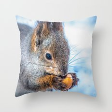 Ice age- the happy end 2 Throw Pillow