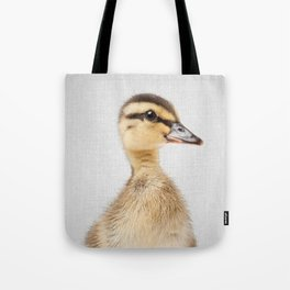 Duckling - Colorful Tote Bag