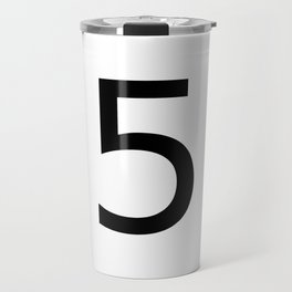 5 - Five Travel Mug