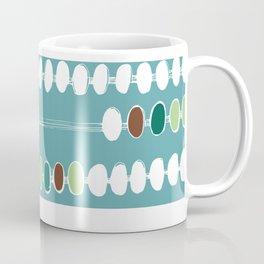 Abacus Blue Coffee Mug