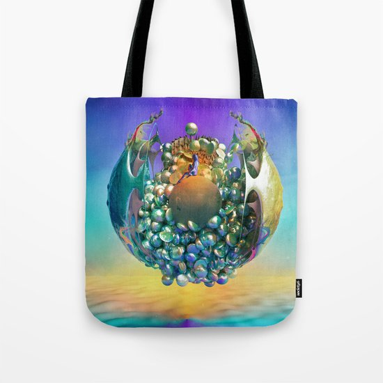 Aphasia Tote Bag