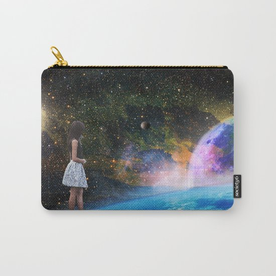 Mind Quake Carry-All Pouch