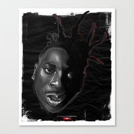 Ol Dirty Bastard Canvas Print