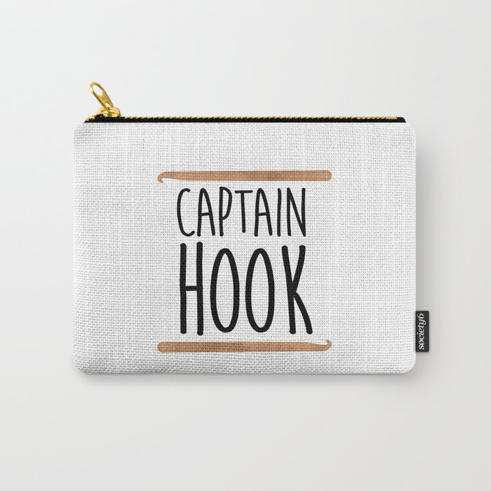 Captain Hook Carry-All Pouch