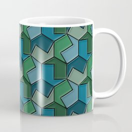 Geometrix 166 Coffee Mug