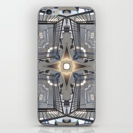 Structure of Stairs iPhone Skin