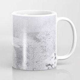 Light Snowfall Coffee Mug
