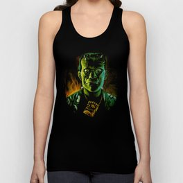 Party Monster Unisex Tank Top