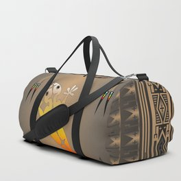 Connection to the Spirit World Duffle Bag