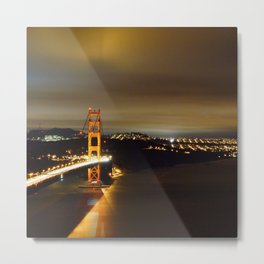 South Tower and Richmond District Metal Print