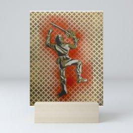 Wall Crawler Mini Art Print