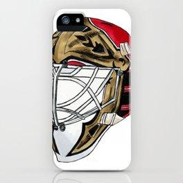 Sidorkiewicz - Mask iPhone Case