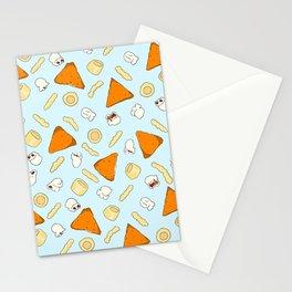 Cheesy Bites Stationery Cards