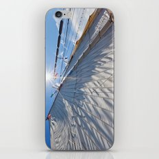 White Sails and Sunshine iPhone & iPod Skin