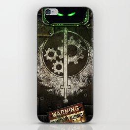 Brotherhood of Steel iPhone Skin