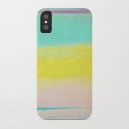 Skies The Limit II iPhone Case