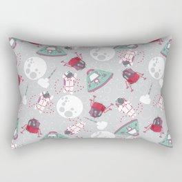 Apollo 11 Moon Landing 50th Anniversary Rectangular Pillow