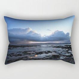 Storm warning Rectangular Pillow