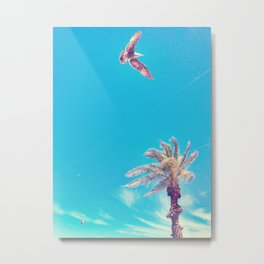 Dreaming of the Beach Metal Print